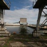 Grain Silo, Leith Docks