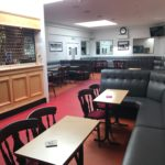 Main bar at Leith Dockers Club